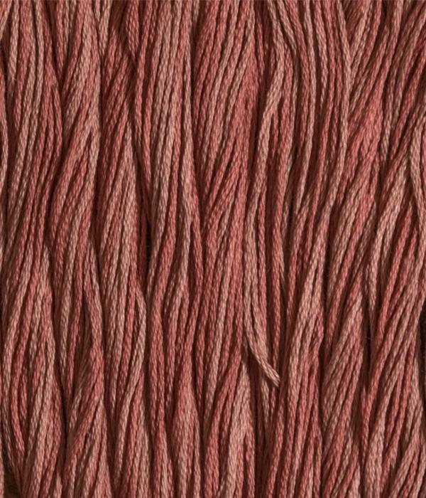 Cinnabar - Weeks Dye Works 6-stranded Floss